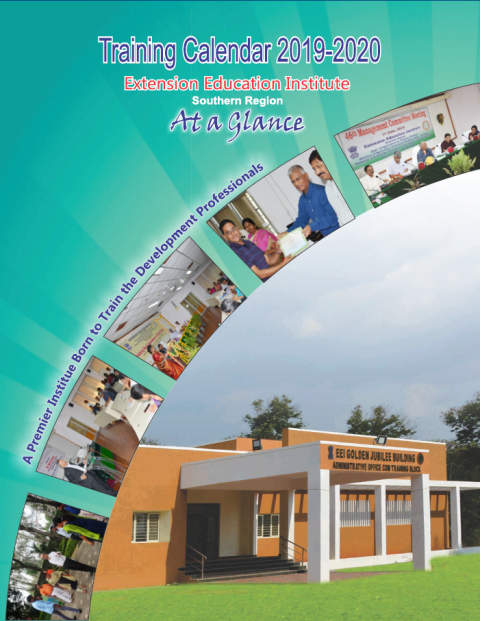 Extension Education Institute, Hyderabad | Professor